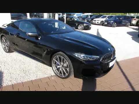Video zapis BMW M850 i xDr MSport Laser.ACC+Park+/Sitzlüft.NightV