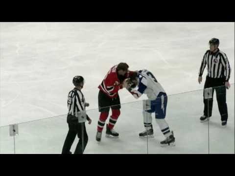Pierre-Luc Letourneau-Leblond vs Ben Thomson