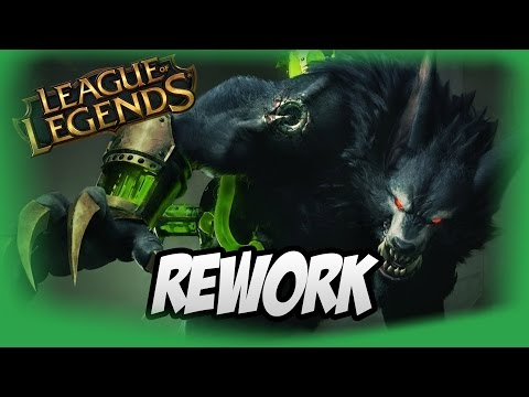 Reacción a Warwick: The Wrath of Zaun | Champion Teaser – League of Legends