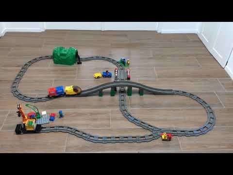 Lego Duplo Trein - C0005