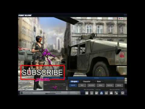 Video POINT BLANK - 4x QC Weapon Gacha hanya dapat 7 hari