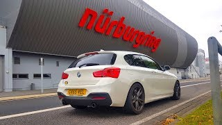 London to the Nurburgring in my BMW - Joe Achilles