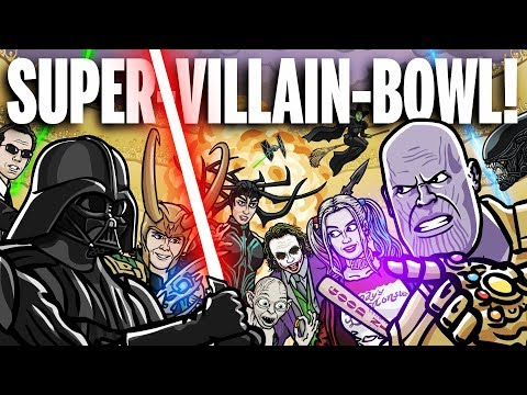 SUPER-VILLAIN-BOWL! - TOON SANDWICH Mp3