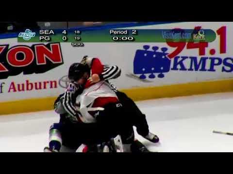 Reece Harsch vs. Josh Maser