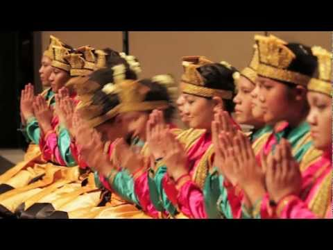 Indonesian Cordana Youth Choir  Rampai Aceh