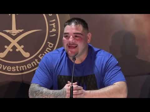 Andy Ruiz Reveals What He Told Anthony Joshua Seconds After Fight EsNews Boxing