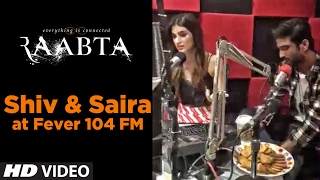 Watch Shiv Saira's exclusive interview at Fever 104 FM: