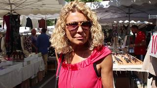 Cannes French Riviera Market Shopping Experience, Fashionistas Dream On A Budget.