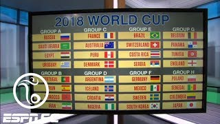 Picking the sleepers and flops at the 2018 World Cup in Russia | ESPN FC