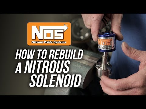 How To Rebuild A Nitrous Solenoid