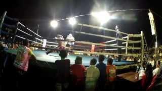 preview picture of video 'Muay Thai - Wai Khru - Mike Saint Claire vs Mai Khao Lak'