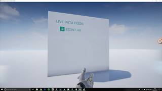 Live Market Data in VR
