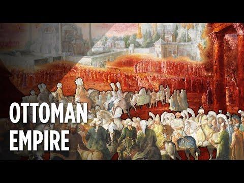 Vzestup Osmanské říše