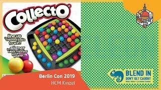 Collecto - Das Chamäleon: HCM Kinzel - Brettspiele - Berlin Brettspiel Con 2019