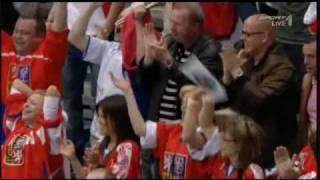 Sweden vs. Czech Republic (1/2 Final) IIHF Ice Hockey World Cup 2010