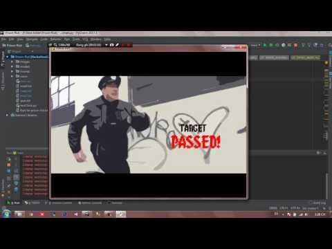 HACKATHON MODULE GAME: POLICE RIOT