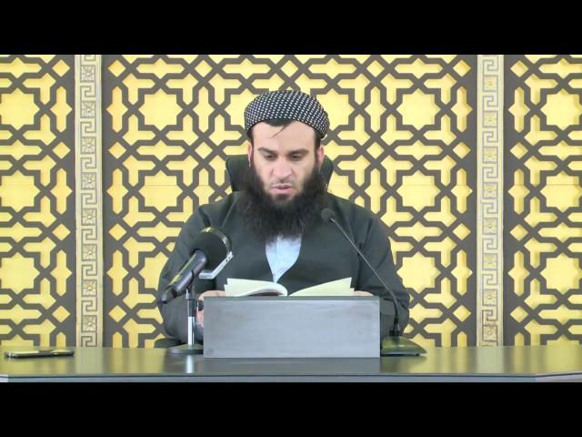 وانەی (06 - تيسير العليِّ شرح شمائل النبيِّ للترمذيِّ (6) من الحديث الثامن إلى الحديث السابع عشر)