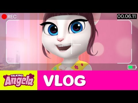 Talking Angela – My Weekly Vlog