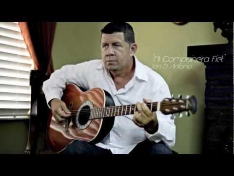 "Jon D Antonio ""Mi Companera Fiel"" Official Video"