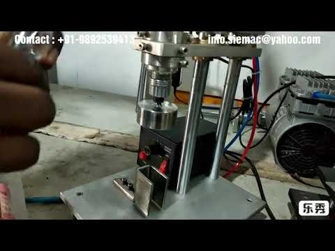 Mini Screw Capping Machine