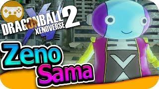 ZENO SAMA EL DIOS DE TODO   DRAGON BALL XENOVERSE 2 MODS EpsilonGamex