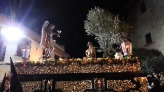 preview picture of video 'Semana Santa Villarrubia de los ojos 2013. Oración en el huerto. Parroquia de la Asunción'