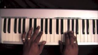 Me Again - J Moss - Piano Tutorial