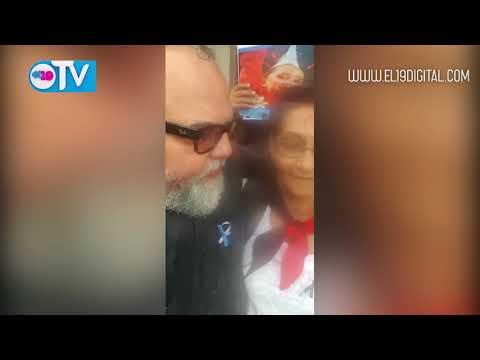 El pueblo de Costa Rica solidario con el pueblo y Gobierno de Nicaragua