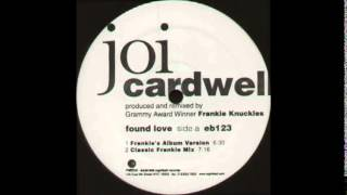 Joi Cardwell   Found Love Gomi's Global Village Mix