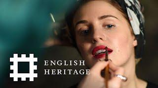 1940s World War II Makeup Tutorial | History Inspired | Feat. Amber Butchart And Rebecca Butterworth