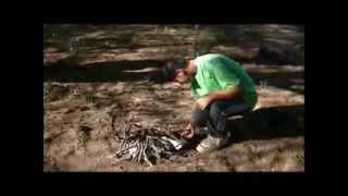 preview picture of video 'CAMPAMENTO DEL HORROR (CORTOMETRAJE)'