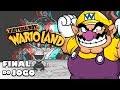 Virtual Boy Wario Land virtual Boy Final Do Jogo