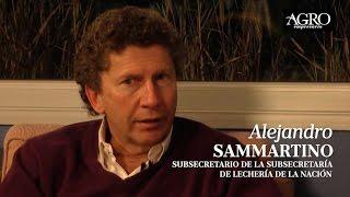 Alejandro Sammartino - Subsecretario de la Subsecretaría de Lechería de la Nación