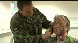TA Medics From 204 Field Hospital Train With US Forces 13.10.11
