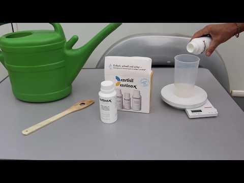 Trinkwassersystem komplett reinigen mit der certibox®