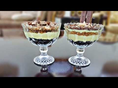 Custard Biscuit Pudding – Dessert recipe
