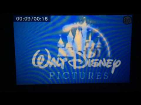 Walt Disney Pictures Logo Toy Story