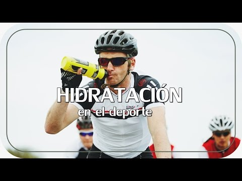 HIDRATACIÓN DEPORTIVA, ¿cómo hidratarse mejor en el ciclismo?
