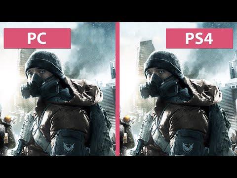 The Division – PC vs. PS4 Graphics Comparison