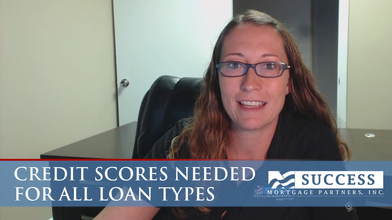 What Credit Scores Are Needed for Loans?