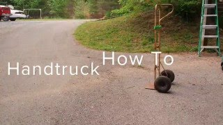 How To Handle a Hand Truck