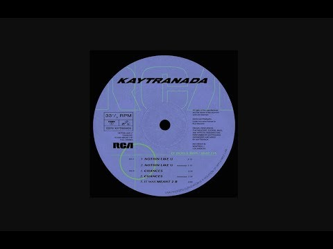 "Kaytranada - ""Nothin Like U / Chances"" (Full EP Stream 