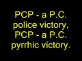 PCP - Manic Street Preachers