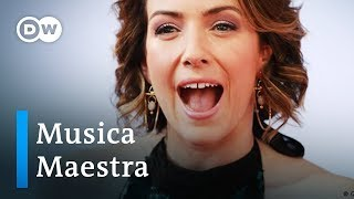 At the Opus Klassik with Alondra de la Parra | Musica Maestra