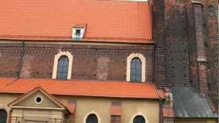 preview picture of video 'Środa Śląska Kościół św Andrzeja'