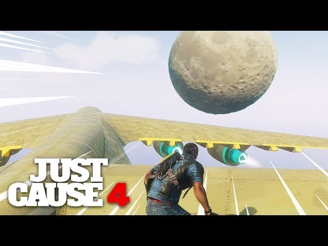 Just Cause 4 - WHAT HAPPENS TO THE SUPPLY DROP CARGO PLANE?