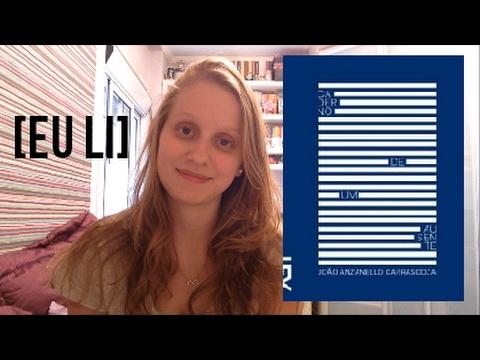CADERNO DE UM AUSENTE   Livros e mais #12