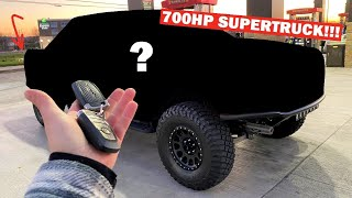 """I BROKE My Ford Raptor... So I Bought a 700HP """"SUPERTRUCK"""" From Florida!!!"""