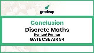Discrete Mathematics Important Topics for GATE 2019
