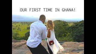 Pre-Honeymoon Trip to Ghana